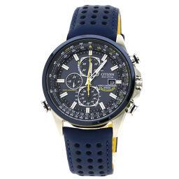 CITIZEN【シチズン】 AT8020-03L 腕時計 ステンレススチール/革/革 メンズ