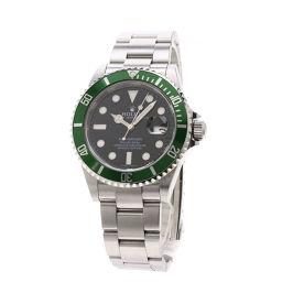 ROLEX【ロレックス】 16610LV 腕時計 ステンレススチール/SS/SS メンズ