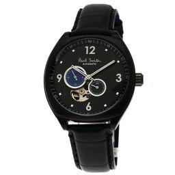 Paul Smith【ポール・スミス】 腕時計 ステンレススチール/革/革 メンズ