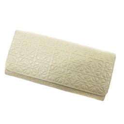 LOEWE【ロエベ】 長財布(小銭入れあり) カーフ レディース