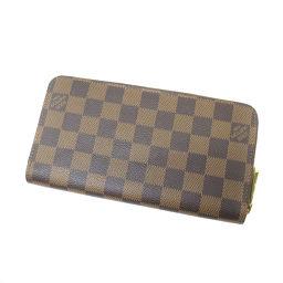 LOUIS VUITTON【ルイ・ヴィトン】 N60003 長財布(小銭入れあり) ダミエキャンバス レディース