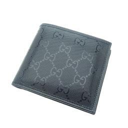 GUCCI【グッチ】 7915 二つ折り財布(小銭入れあり) PVC メンズ