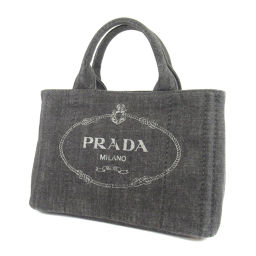 PRADA【プラダ】 トートバッグ デニム レディース