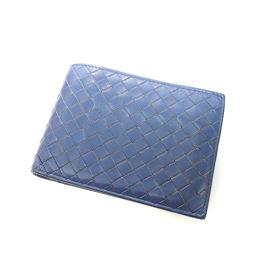 BOTTEGAVENETA【ボッテガヴェネタ】 二つ折り財布(小銭入れあり) レザー メンズ