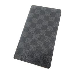 LOUIS VUITTON【ルイ・ヴィトン】 N63116 長財布(小銭入れあり) ダミエキャンバス レディース