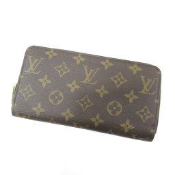 LOUIS VUITTON【ルイ・ヴィトン】 M41894 長財布(小銭入れあり) モノグラムキャンバス レディース