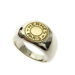 HERMES【エルメス】 8083 リング・指輪 金属製 レディース