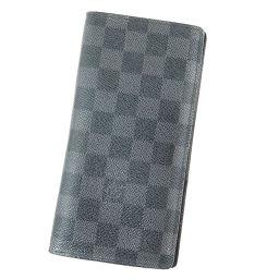 LOUIS VUITTON【ルイ・ヴィトン】 N62665 長財布(小銭入れあり) ダミエキャンバス メンズ
