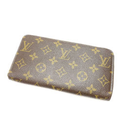 meet 96a9c d0177 LOUIS VUITTON 【LOUIS VUITTON】 M60017 purse (with Coin Pocket) Monogram  Canvas Women ー The best place to buy Brand Bags Watches Jewelry, Brand  Bargain