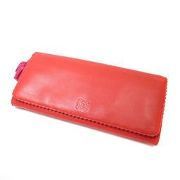 LOEWE【ロエベ】 長財布(小銭入れあり) レザー レディース