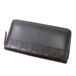 GUCCI【グッチ】 408839・2184・ 長財布(小銭入れあり) レザー ユニセックス