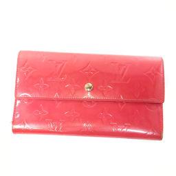 LOUIS VUITTON【ルイ・ヴィトン】 M93531 長財布(小銭入れあり) ヴェルニ レディース
