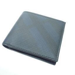 BURBERRY【バーバリー】 長財布(小銭入れあり) PVC レディース