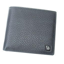 Dunhill【ダンヒル】 二つ折り財布(小銭入れなし) カーフ メンズ
