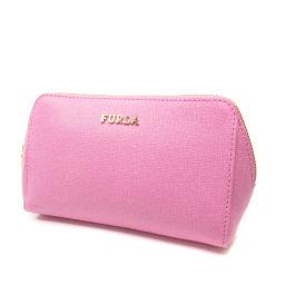 Furla【フルラ】 化粧ポーチ PVC レディース