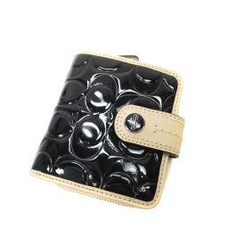 COACH【コーチ】 8031 長財布(小銭入れあり) パテントレザー レディース