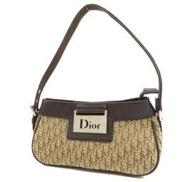 Christian Dior【クリスチャンディオール】 ハンドバッグ キャンバス レディース