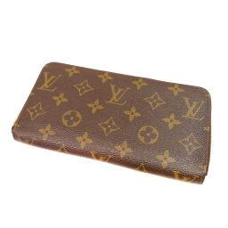 LOUIS VUITTON【ルイ・ヴィトン】 M42616 長財布(小銭入れあり) モノグラムキャンバス レディース