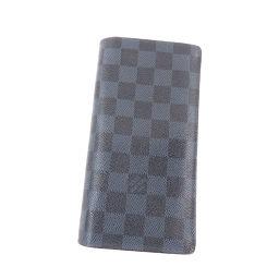 LOUIS VUITTON【ルイ・ヴィトン】 N63212 長財布(小銭入れあり) ダミエキャンバス メンズ