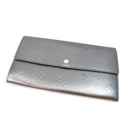 LOUIS VUITTON【ルイ・ヴィトン】 長財布(小銭入れあり) モノグラムマット メンズ