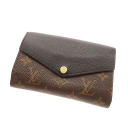 LOUIS VUITTON【ルイ・ヴィトン】 M60990 二つ折り財布(小銭入れあり) モノグラムキャンバス レディース