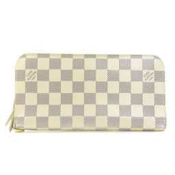 LOUIS VUITTON【ルイ・ヴィトン】 N63072 長財布(小銭入れあり) ダミエキャンバス ユニセックス