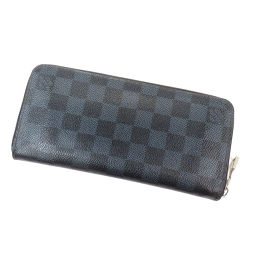 LOUIS VUITTON【ルイ・ヴィトン】 N62240 長財布(小銭入れあり) ダミエキャンバス メンズ