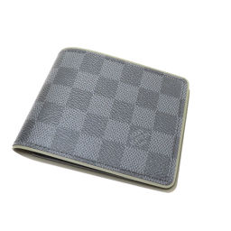 official photos 64a39 52d27 LOUIS VUITTON 【LOUIS VUITTON】 N63275 Bifold Wallet No Coin Pocket Damier  Canvas Ladies ー The best place to buy Brand Bags Watches Jewelry, Brand ...