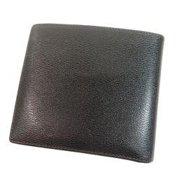LOEWE【ロエベ】 二つ折り財布(小銭入れなし) レザー メンズ