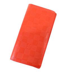 LOUIS VUITTON【ルイ・ヴィトン】 N63011 長財布(小銭入れあり)  レディース