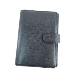 LOUIS VUITTON【ルイ・ヴィトン】 R20426 手帳カバー タイガレザー メンズ
