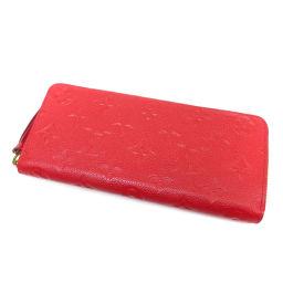 LOUIS VUITTON【ルイ・ヴィトン】 M60169 長財布(小銭入れあり) アンプラント レディース