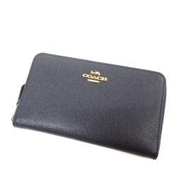 COACH【コーチ】 58584 長財布(小銭入れあり) PVC レディース