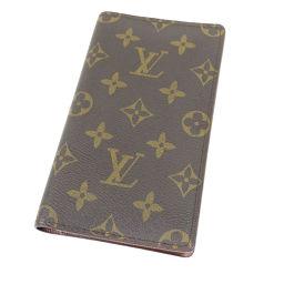 LOUIS VUITTON【ルイ・ヴィトン】 Y6043 手帳カバー モノグラムキャンバス メンズ
