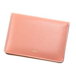 Chloe【クロエ】 カードケース カーフ レディース