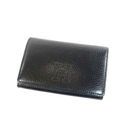 HIROFU【ヒロフ】 二つ折り財布(小銭入れあり) レザー ユニセックス