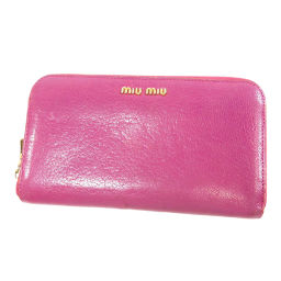 100% authentic f8641 39e1d MIUMIU [Miu Miu] purse (with Coin Pocket) Leather Women ー The best place to  buy Brand Bags Watches Jewelry, Brand Bargain