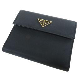 PRADA【プラダ】 二つ折り財布(小銭入れあり)  ユニセックス