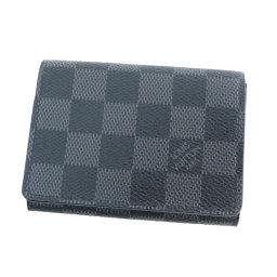 LOUIS VUITTON【ルイ・ヴィトン】 N63338 カードケース ダミエキャンバス レディース
