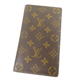 LOUIS VUITTON【ルイ・ヴィトン】 M60825 長財布(小銭入れなし) モノグラムキャンバス メンズ