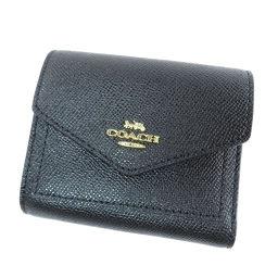 COACH【コーチ】 58298 二つ折り財布(小銭入れあり) レザー レディース