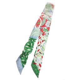 HERMES【エルメス】 スカーフ シルク レディース