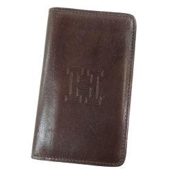 HIROFU【ヒロフ】 カードケース レザー レディース