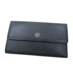 CHANEL【シャネル】 8150 長財布(小銭入れあり) キャビアスキン レディース