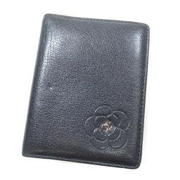 CHANEL【シャネル】 カードケース ラムスキン レディース
