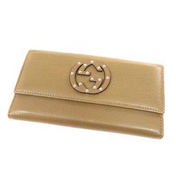 GUCCI【グッチ】 231843 長財布(小銭入れあり) カーフ レディース