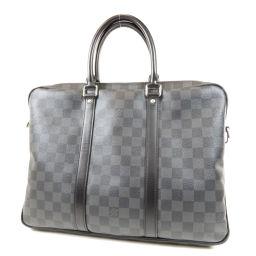 LOUIS VUITTON【ルイ・ヴィトン】 N41125 ビジネスバッグ ダミエキャンバス メンズ