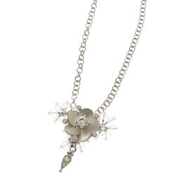 Christian Dior【クリスチャンディオール】 ネックレス 金属製 レディース