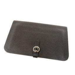 HERMES【エルメス】 二つ折り財布(小銭入れあり) トリヨン レディース