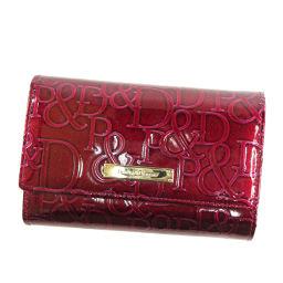 Pinkey & Dianne【ピンキー&ダイアン】 二つ折り財布(小銭入れあり) PVC レディース